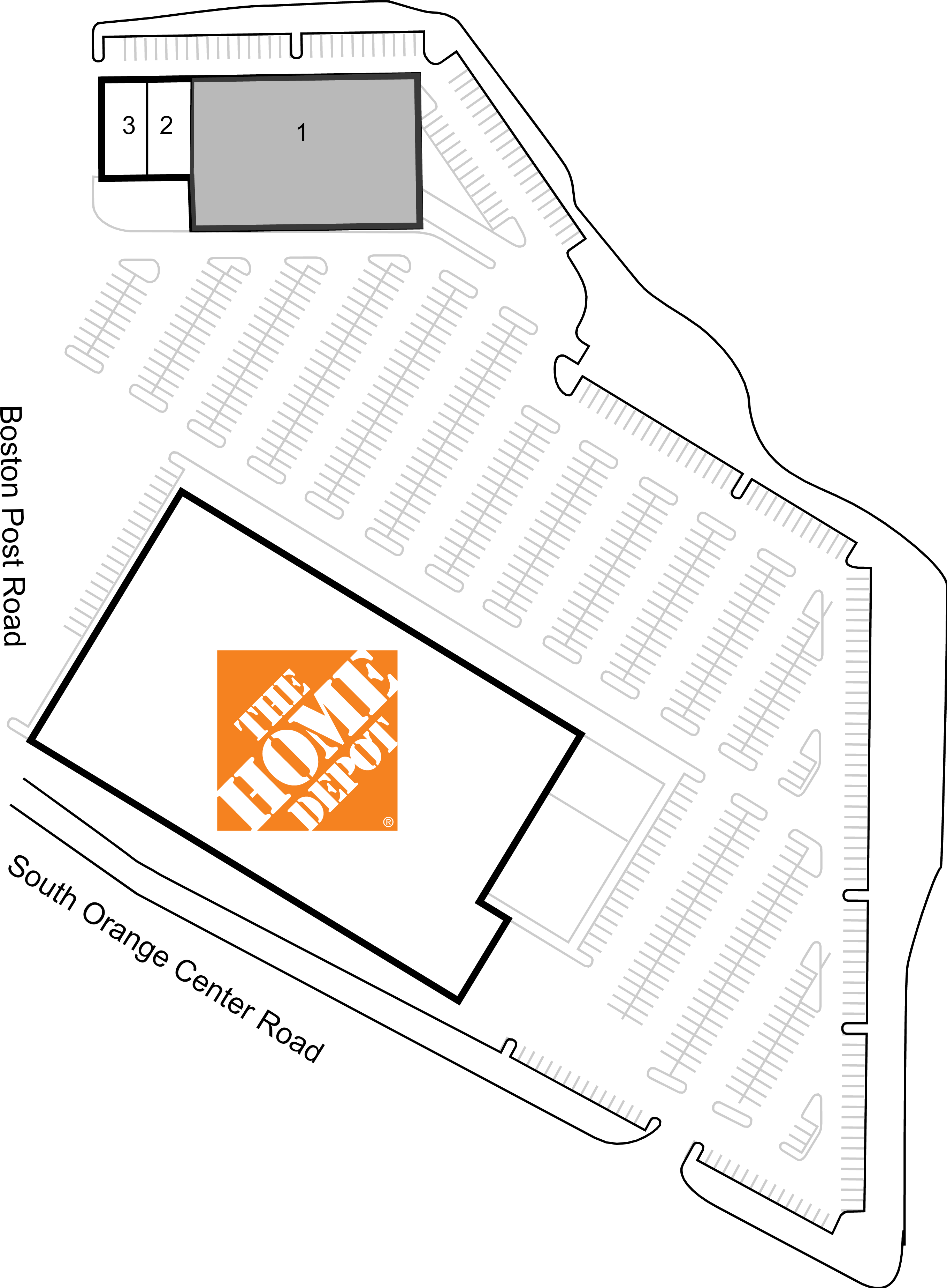Home Depot Plaza Site Plans